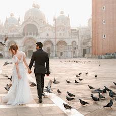 婚礼摄影师Lesya Oskirko(Lesichka555)。22.05.2018的照片