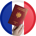 French Citizenship Test Application icon