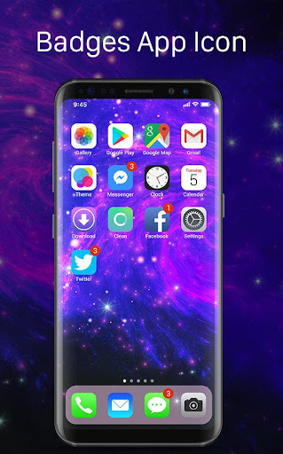 iLauncher for phone X theme; Ios11 control center for PC