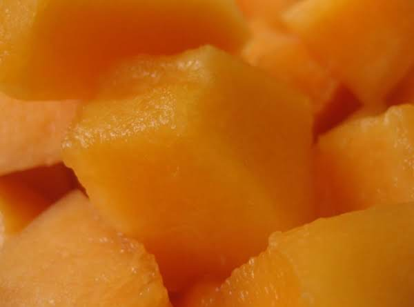 Easy Spiced Summer Melon