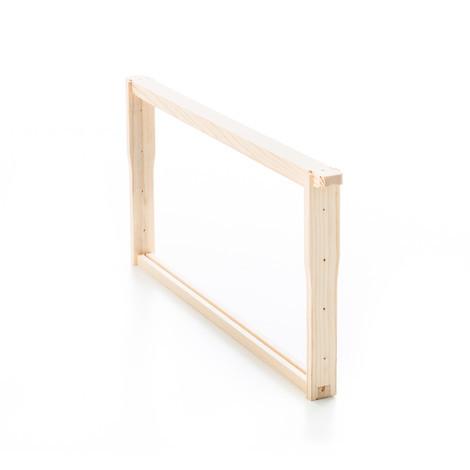 Foundationless Timber Brood Frames