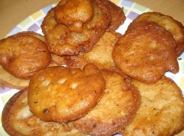Cuban Codfish Fritters, Frituritas De Bacalao Recipe