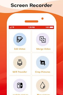 HD Screen Recorder  : Audio Video Recorder App Download For Android 3