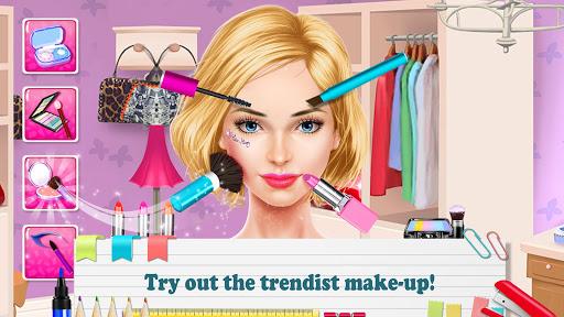 Beauty Salon - Back-to-School apkpoly screenshots 4