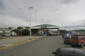Photo: Die Grenze nach Chile