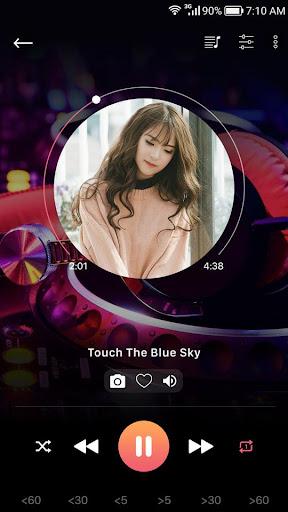 Music player 1.44.1 screenshots 3