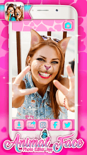 [Download Animal Face Photo Editor App for PC] Screenshot 3