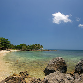 Tanjung Lesung by Mulawardi Sutanto - Landscapes Beaches ( pandeglang, pantai, beach, tanjung lesung, banten, travel, indonesia )
