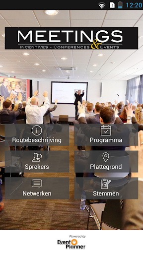 Meetings Business Event 2016