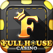 Full House Casino: Lucky Jackpot Slots Table Games