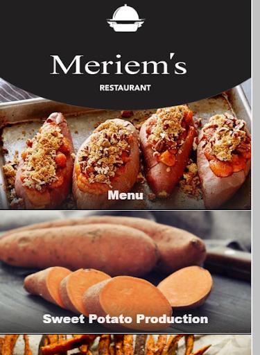 Sweet Potato Recipes 1.0 screenshots 2