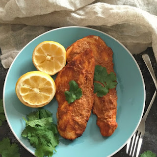 Greek Yogurt Paprika Chicken