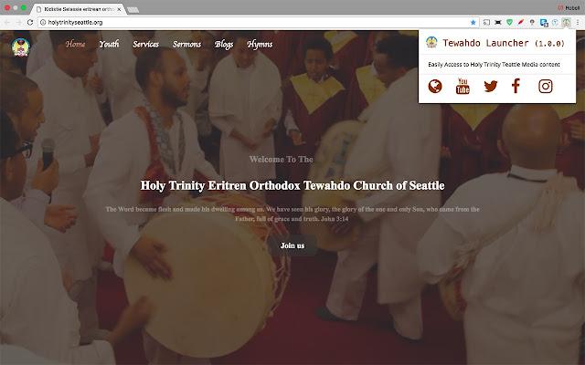 Tewahdo Media Launcher