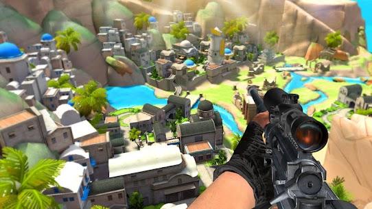 Sniper Master : City Hunter mod apk download for android 3