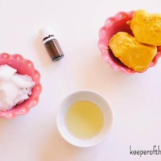 Nighttime Body Butter for Dry Winter Skin.