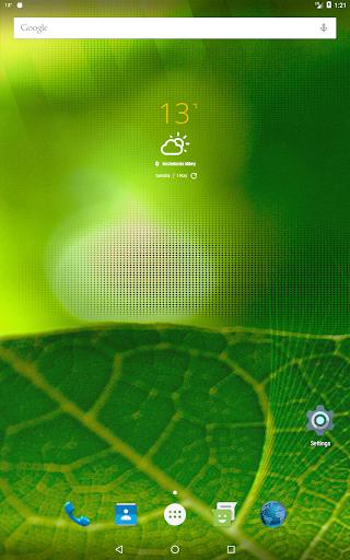 Simple weather & clock widget (no ads) screenshots 12