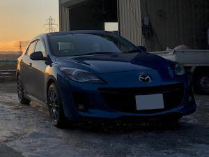 アクセラスポーツ(ハッチバック) BLEFW 20s後期のカスタム事例画像 青い車さんの2019年01月01日07:19の投稿