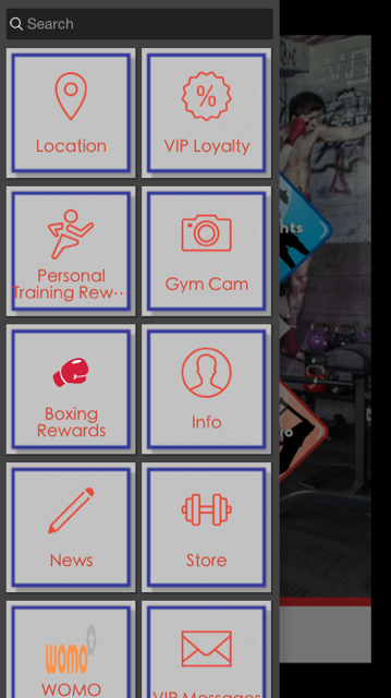 Workout Workshop- screenshot