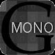 Mono Grey EMUI 5/8 Theme