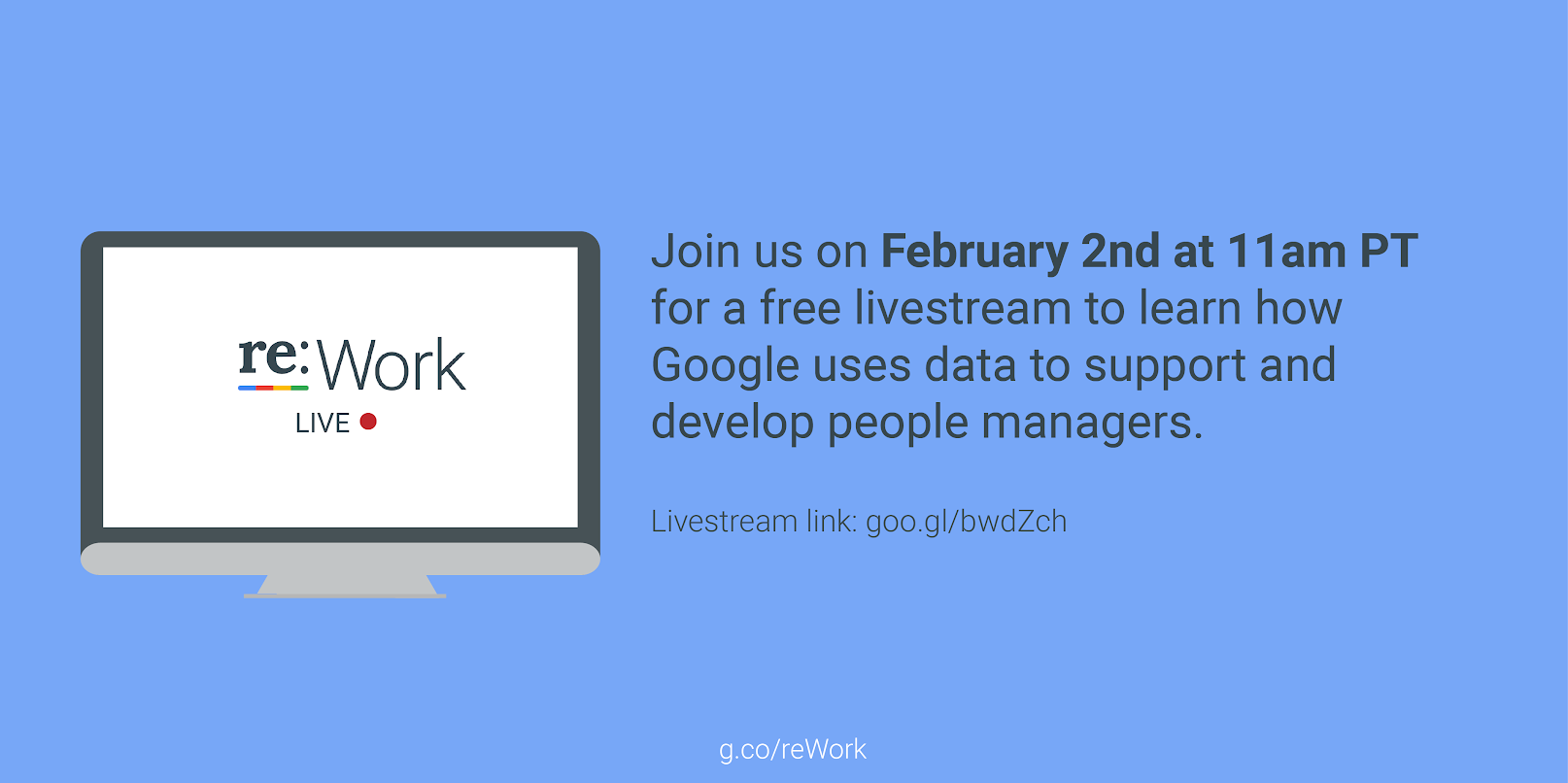 Livestream on Google's research-based manager training