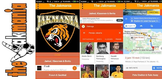 The JakMania APK