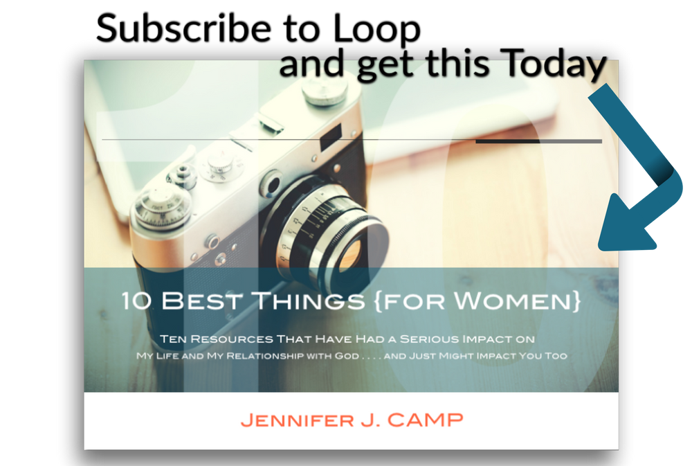 Ten Best Things for Women - subscribe today and get this today