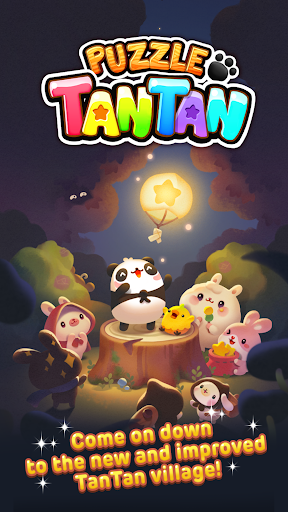 Download LINE Puzzle TanTan Apk Latest Version » Apps and Games on