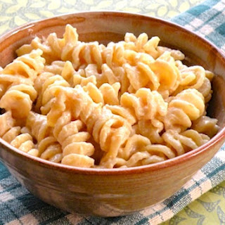 Vegan Macaroni and Cheese.