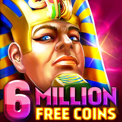 Pharaohs of Egypt Slots ™ Free Casino Slot Machine Icon