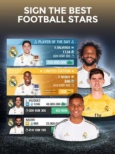 Real Madrid Fantasy Manager'20 Real football live 8.51.060 screenshots 11