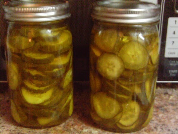 Nadinegrace B 123's   Canned Dill  Pickles Recipe