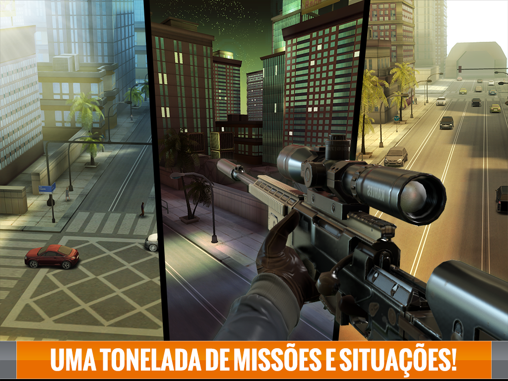 Download - Sniper 3D Assassin v3.30.5 Apk Mod [Dinheiro Infinito] - Winew