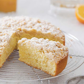 Meyer Lemon-Olive Oil Coffee Cake Recipe