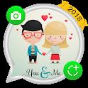 DP & Status for Whatsapp 2018 icon