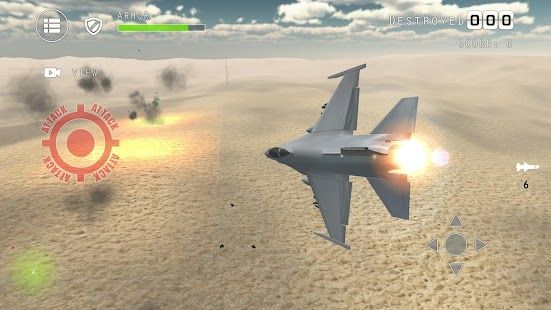 Airplane Fighters Combat- screenshot thumbnail