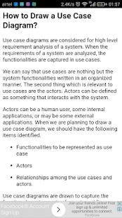Uml unified modelling language programme op google play skermkiekieprent ccuart Image collections