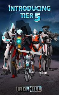Iron Kill Robot Fighting Games Screenshot 16