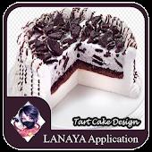 Tart Cake Design Ideas