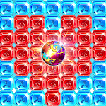 Diamond Block Blast Pirate Icon