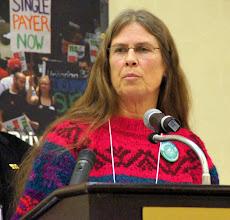 Photo: Martha Kuhl, Secretary Treasurer, California Nurses Association