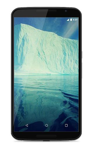 Iceberg Frozen Live Wallpaper