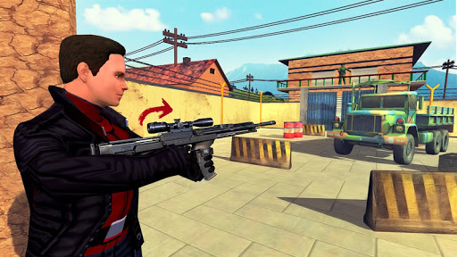 Superhero Commando Mission : Ultimate Action Game 1.0 screenshots 4