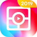 Fun Photo Editor Pro - Video & Photo Collage icon