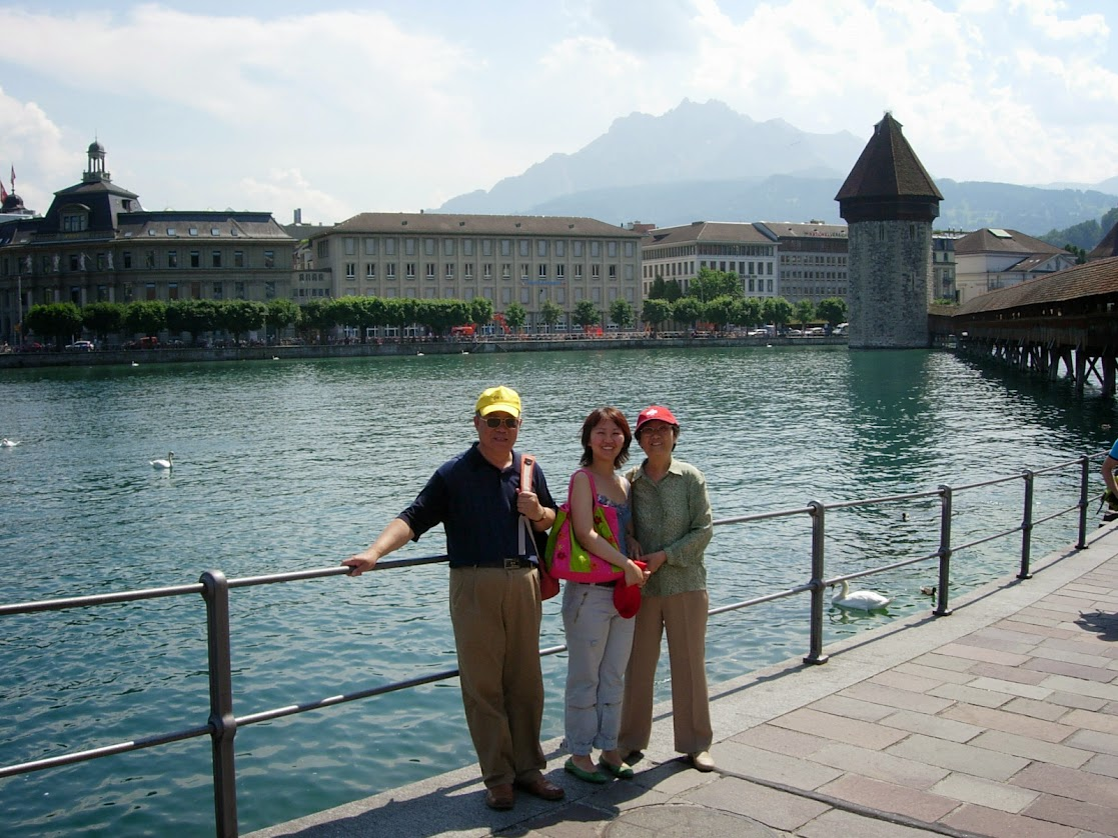 Chinois à Lucerne