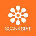 Scan A Gift icon