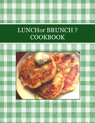 LUNCHor BRUNCH  ?COOKBOOK