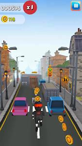 Chhota Ninja City  Run screenshot 3