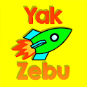 Yak and Zebu Alphabet icon