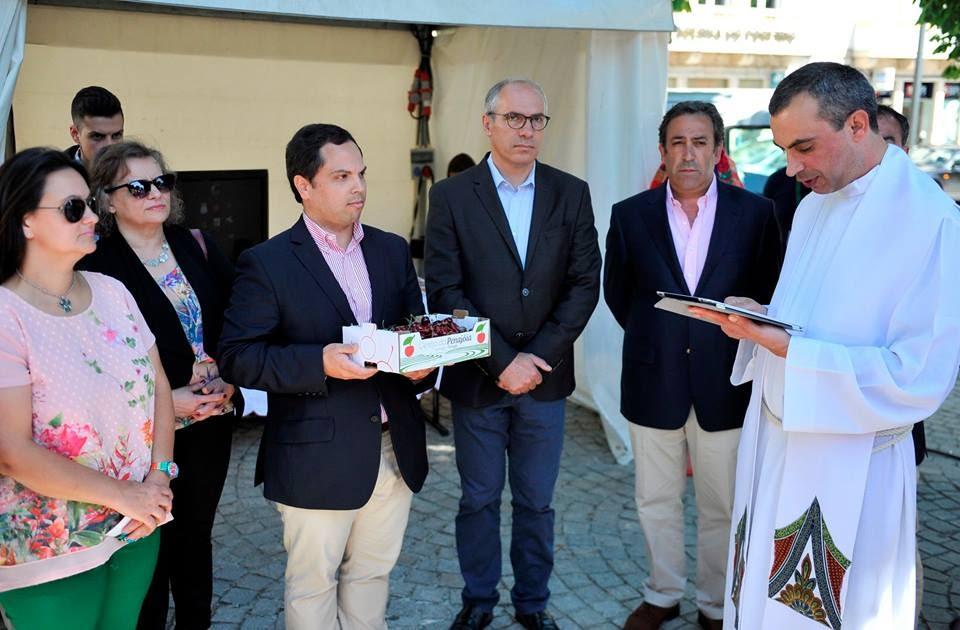 Montra da Cereja da Penajóia vendeu mais de 10 toneladas