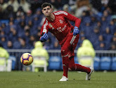 Thibaut Courtois én Keylor Navas claimen basisplaats bij Real Madrid